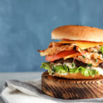 turkey cobb burguer